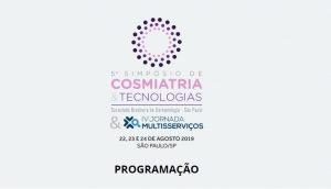 5º Simpósio de Cosmiatria & Tecnologias/ IV Jornada Multisserviços